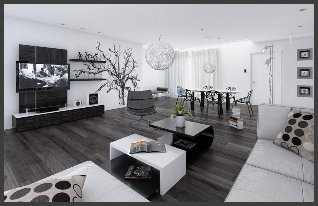картинки черно белые на стену в комнату