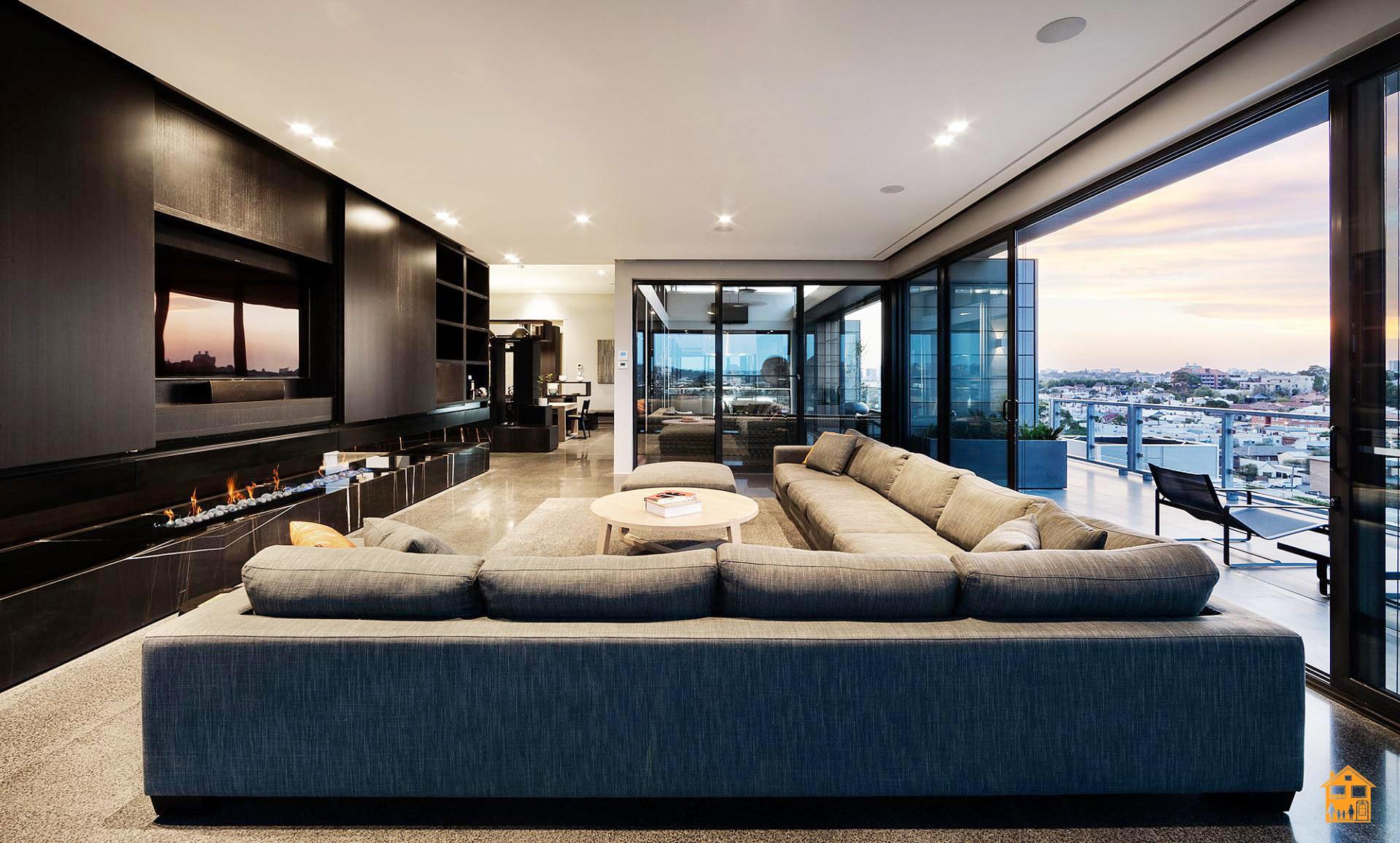 Лучшие интерьеры квартир фото