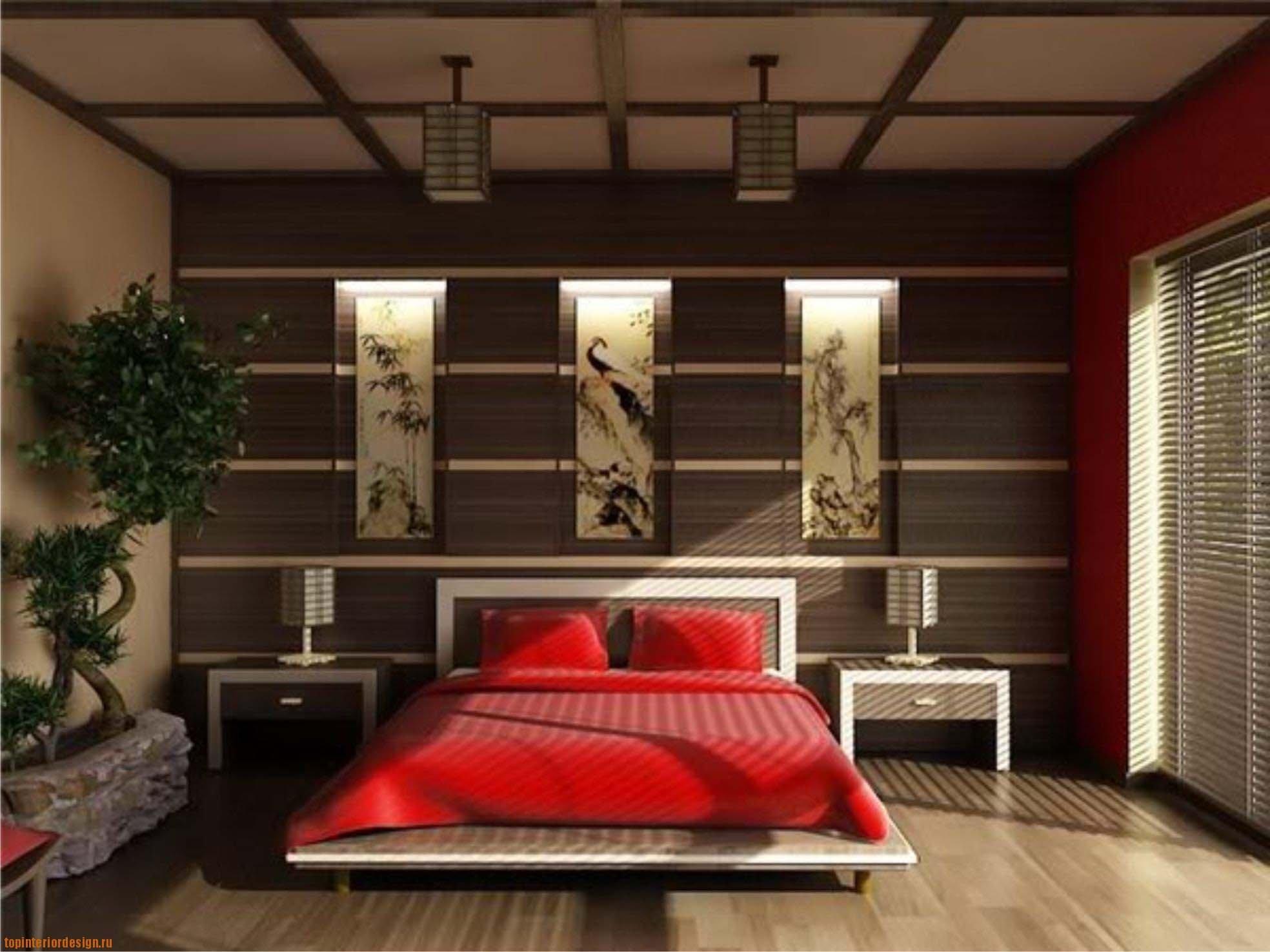 Комната в японском стиле дизайн