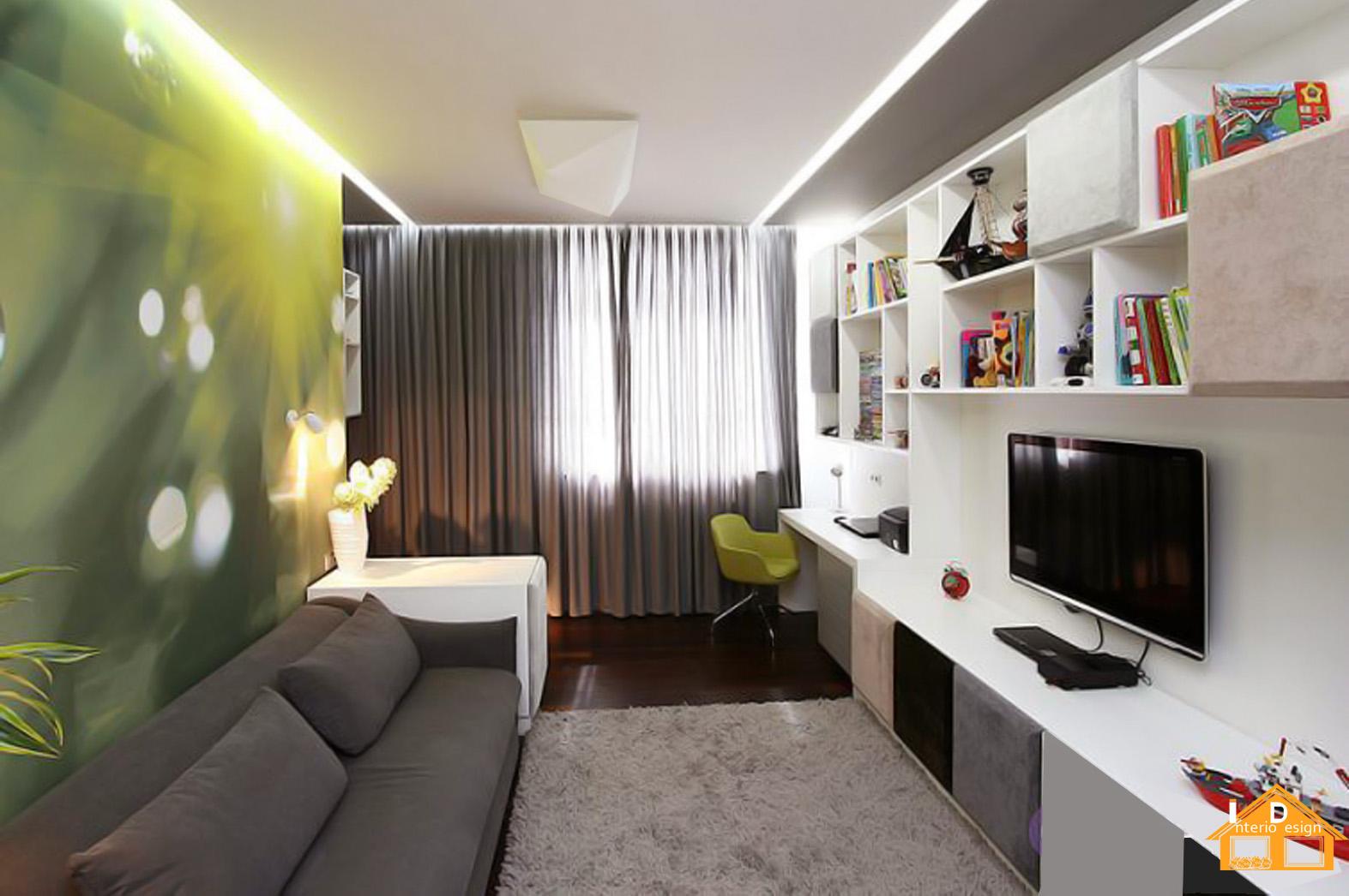 Ремонт в комнате 14 кв м своими руками варианты