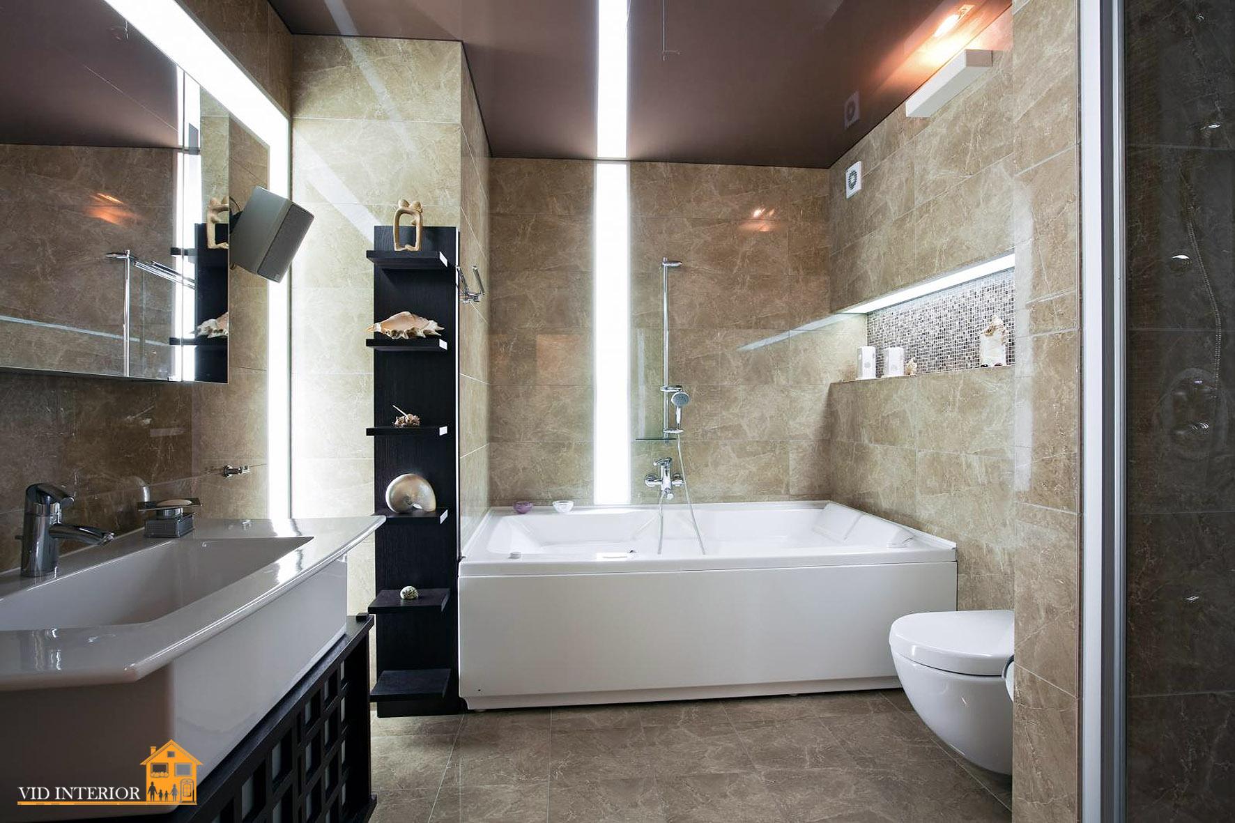 Badezimmer Verputzt