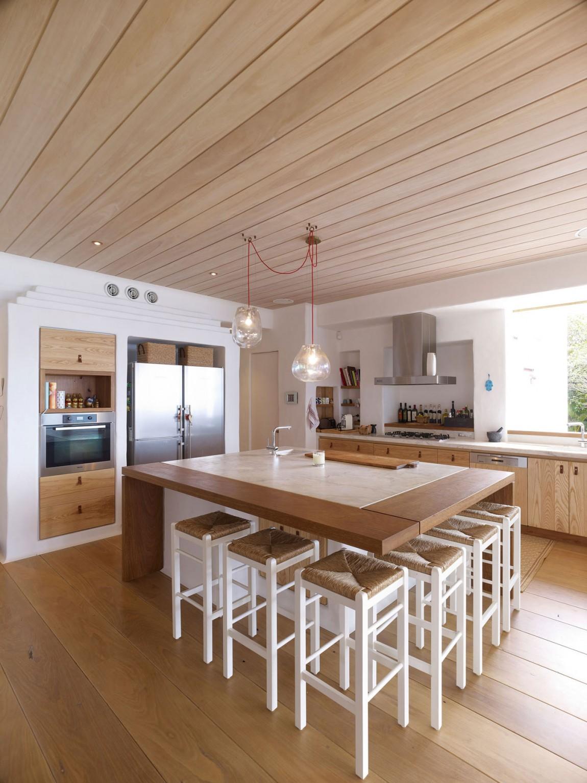 Дом дизайн потолок