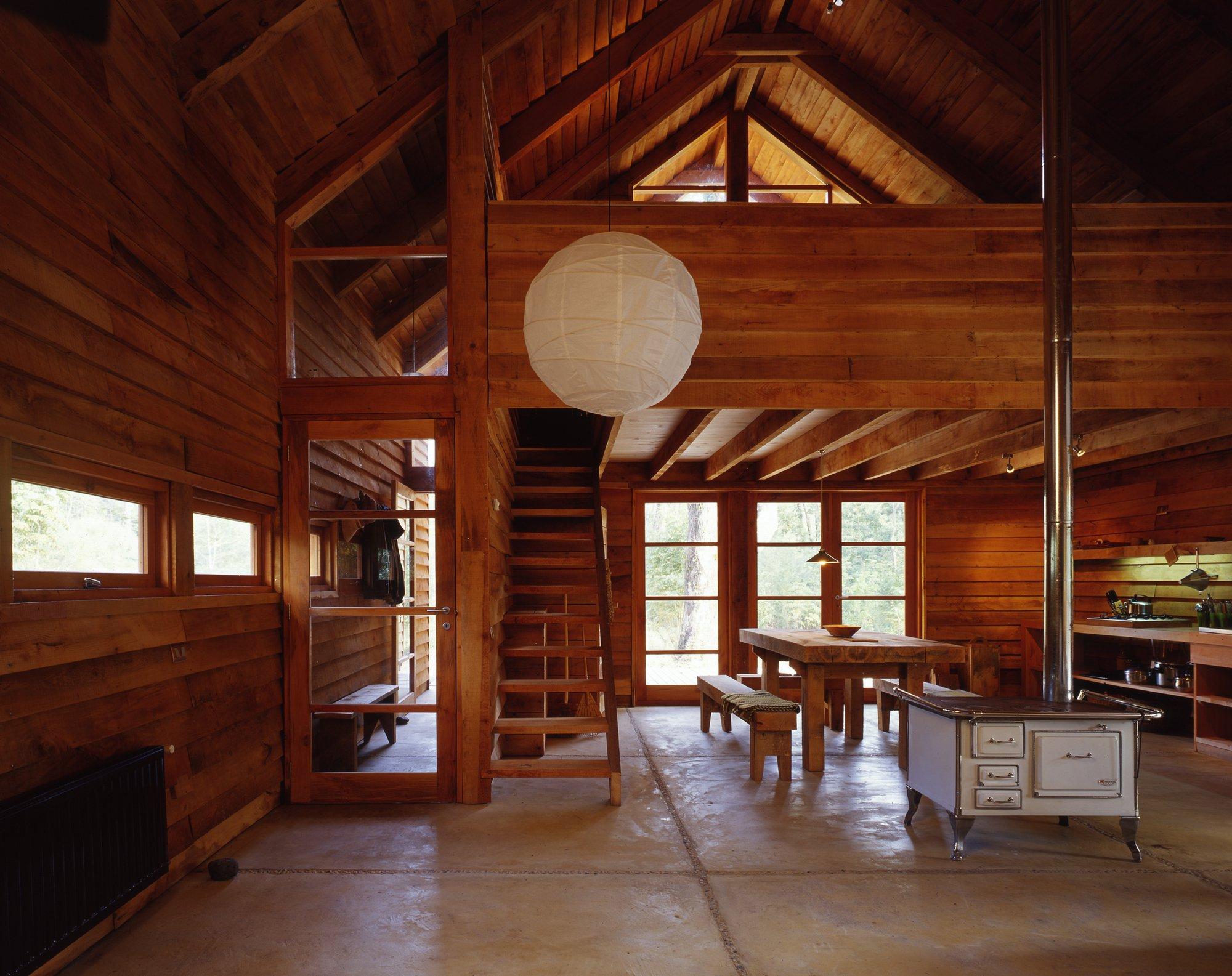 Деревянные дома со вторым светом фото внутри