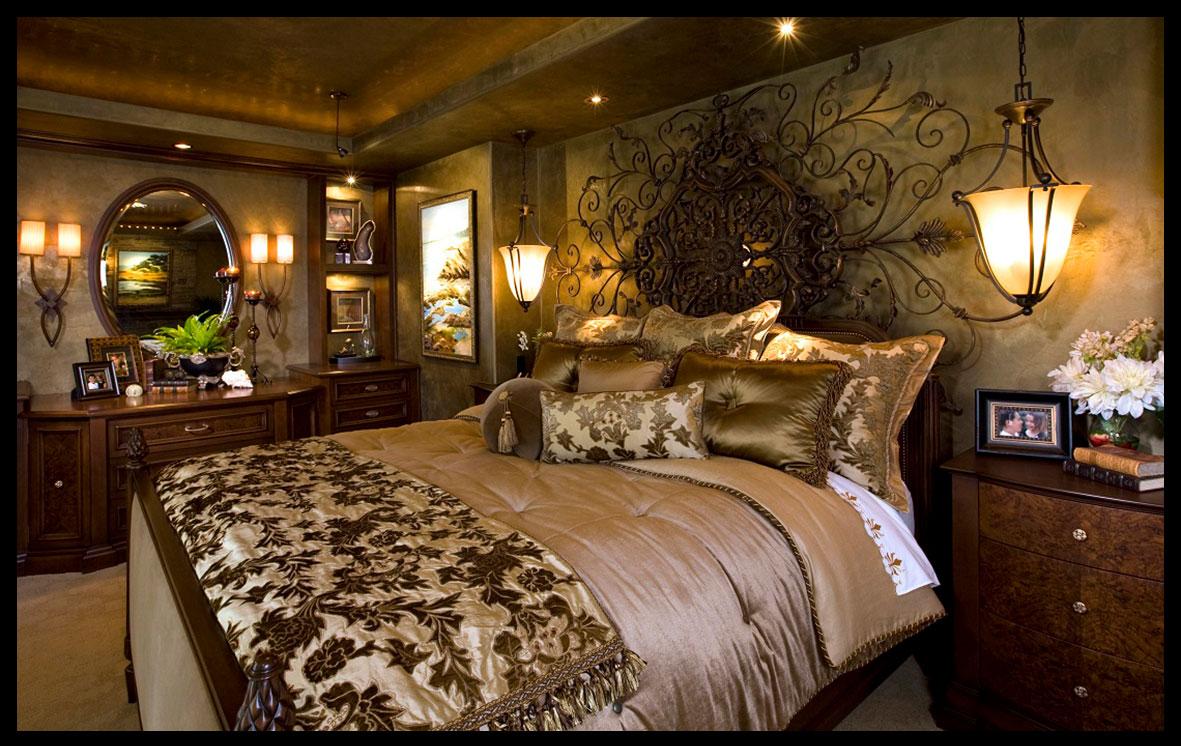 кровать из ковки