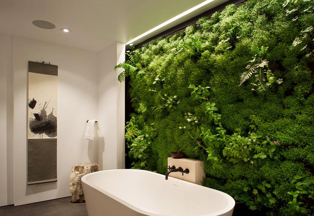 Декоративный мох пано