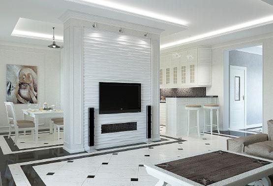 Дизайн дома 240 метров