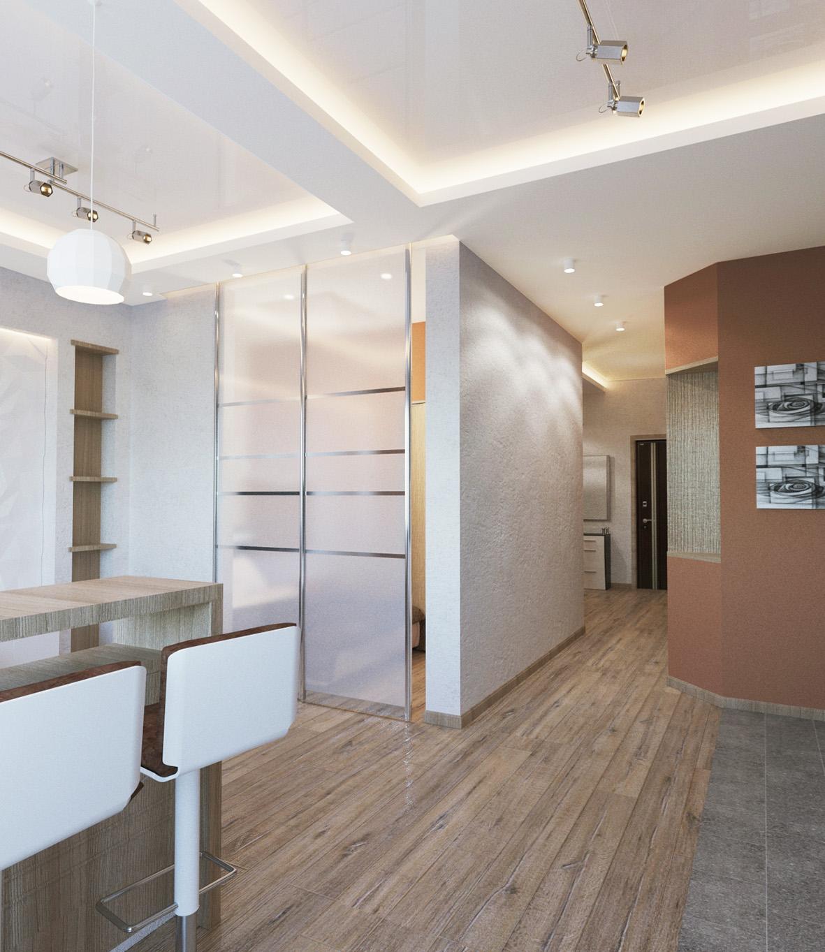 Интерьер квартиры в ростове-на-дону