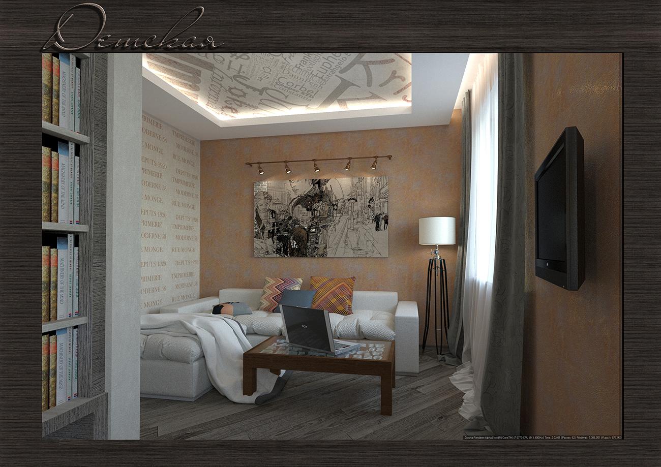 4х комнатная квартира в Ростове-на-Дону