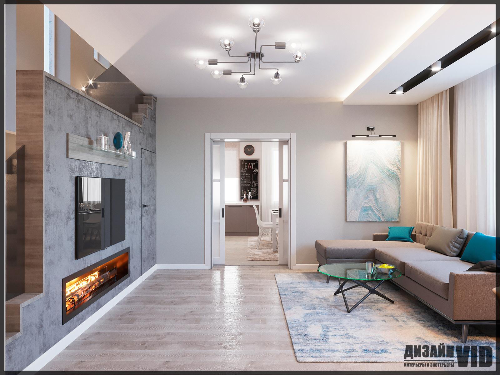дизайн современного дома 146 кв
