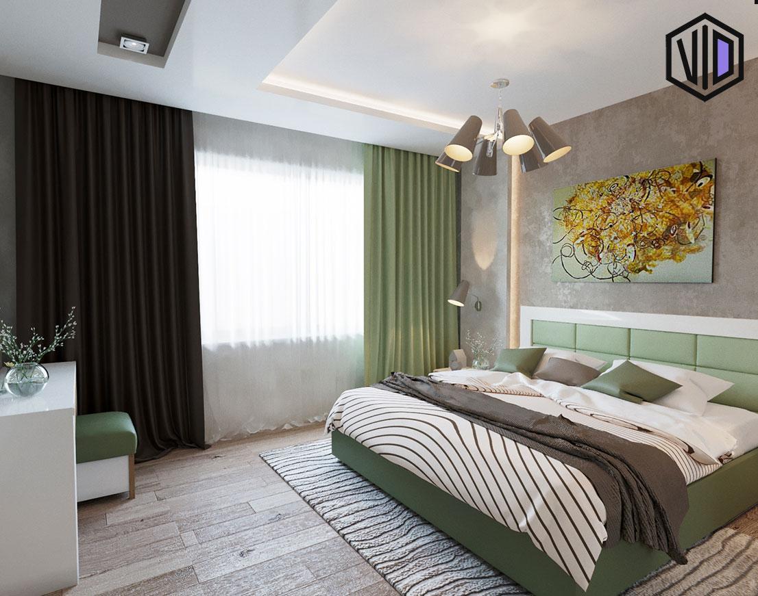 дизайн спальни ростов-на-дону