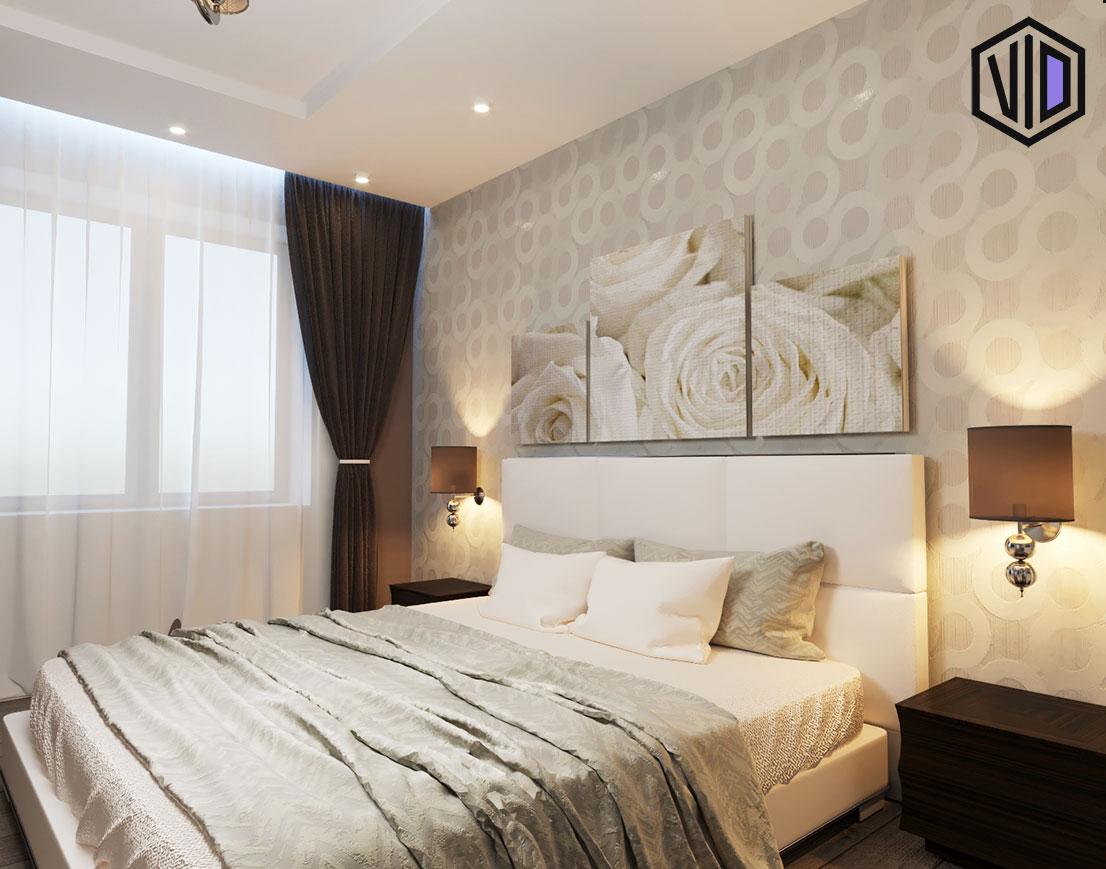 дизайн спальни для родителей