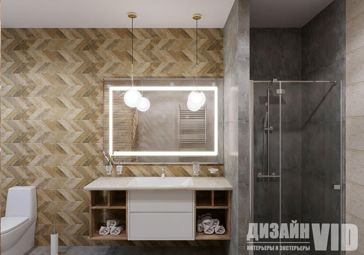дизайн современной ванны