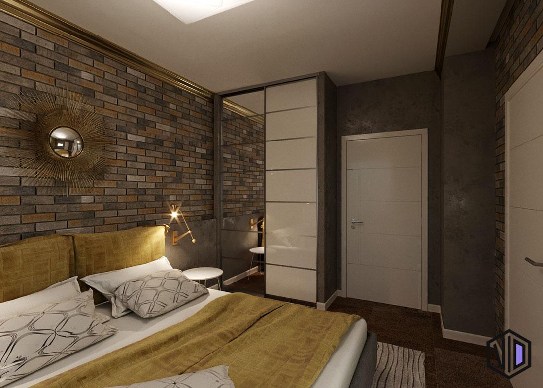 дизайн дома для отдыха в стиле лофт