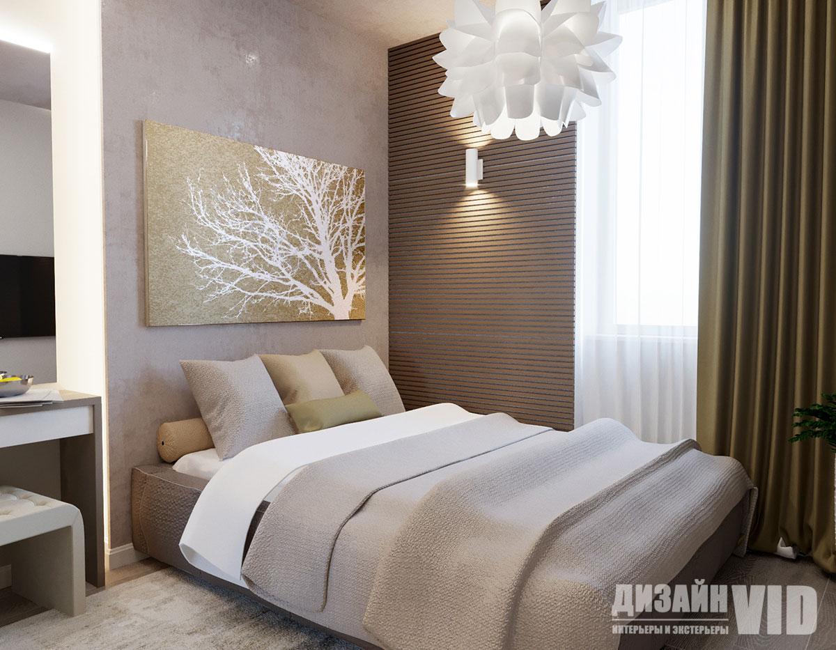 дизайн спальни в квартире 80 кв
