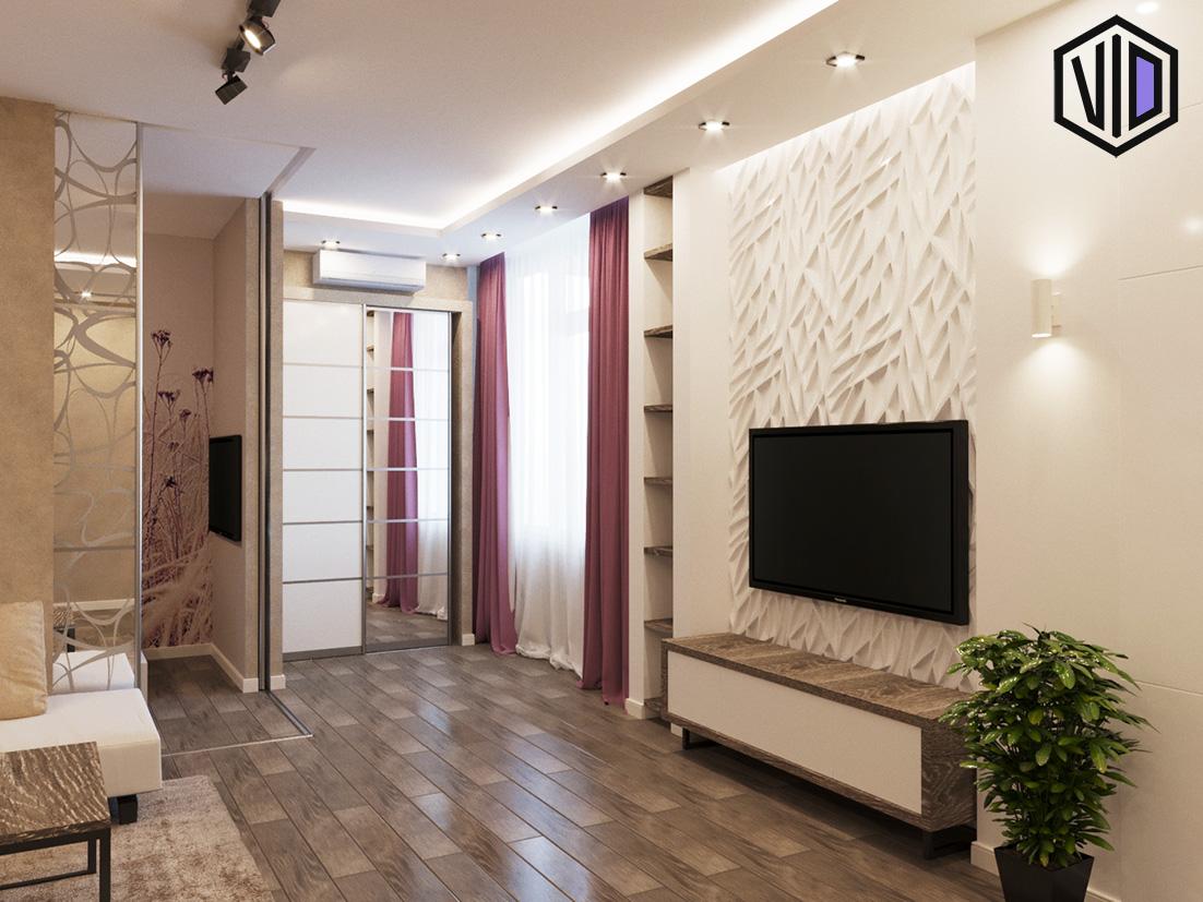 Дизайн квартиры 50 квадратов в ростове-на-дону