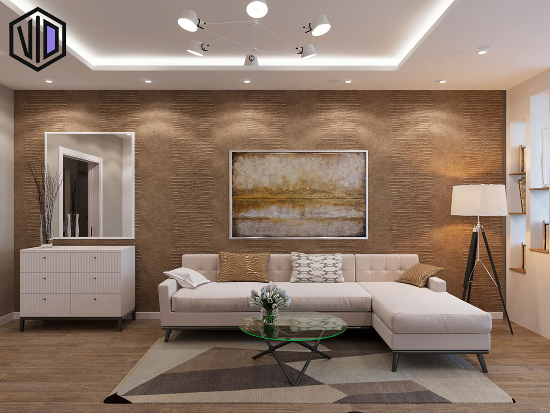 Дизайн интерьера современной гостиной