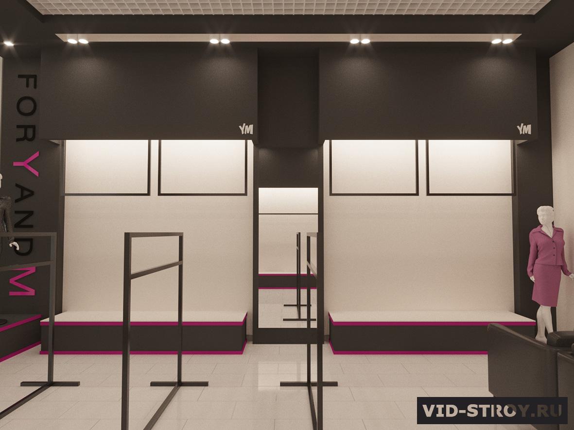 Дизайн современного магазина в Ростове-на-Дону