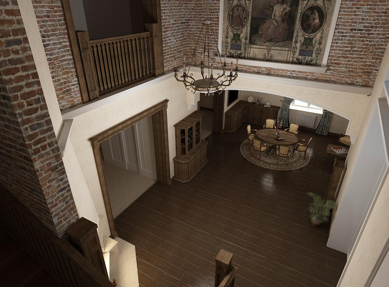 Дизайн Частного дома в Ростове-на-Дону