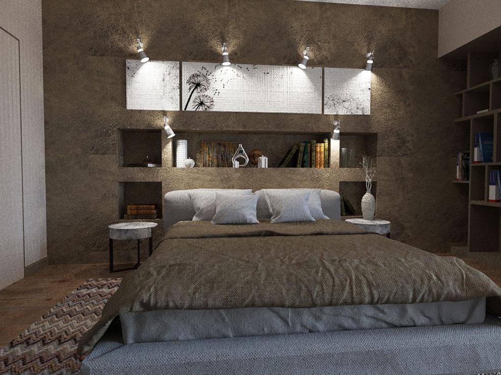 дизайн гостевой спальни в квартире
