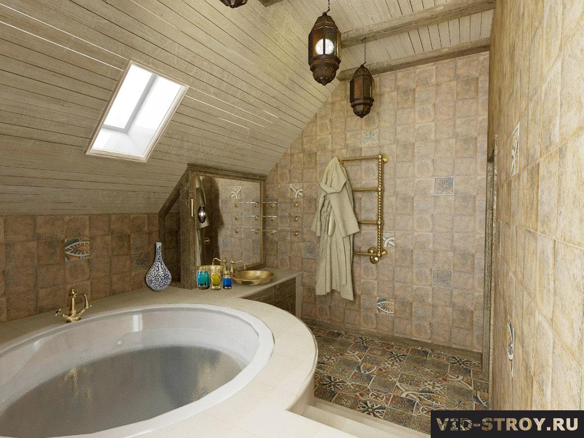 Дизайн интерьера ванной в ростове-на-дону