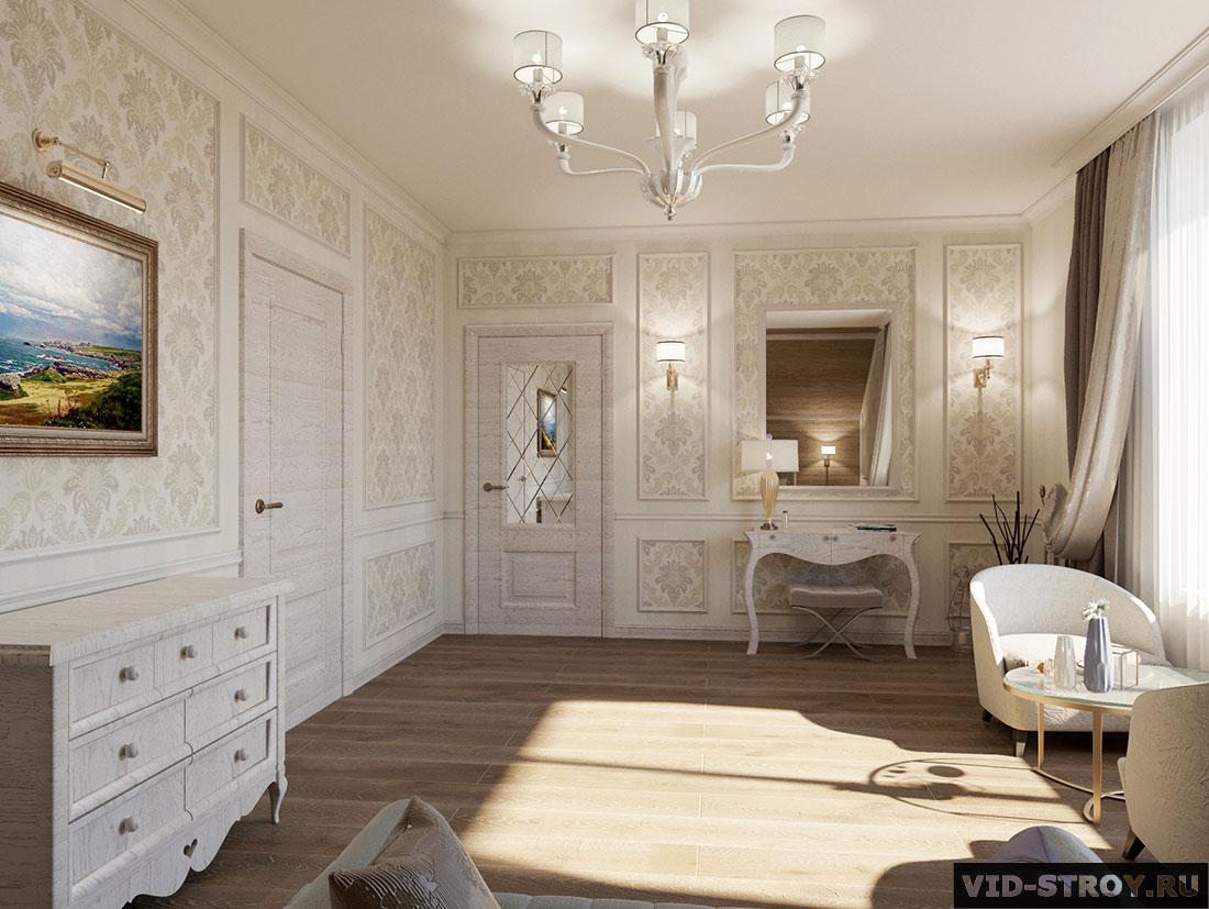 Дизайн спальни дома в ростове-на-дону