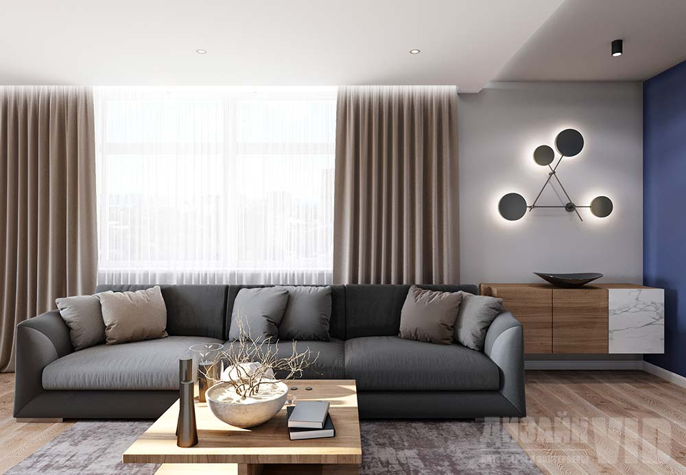 дизайн квартиры от Арташова Дениса