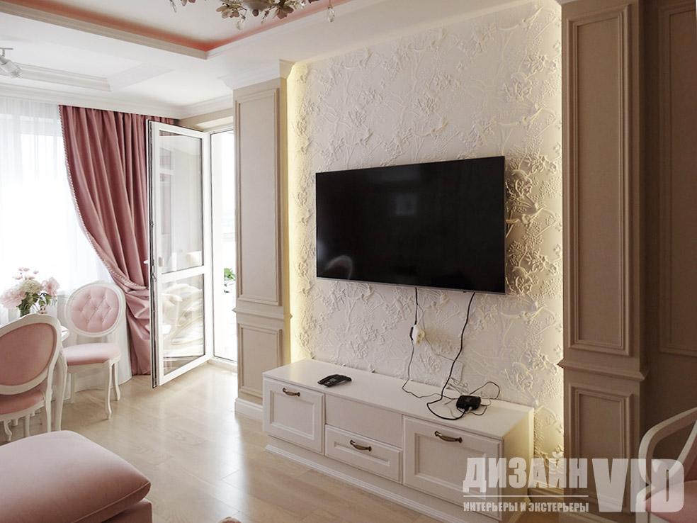 Дизайн интерьера в классическом свадебном стиле