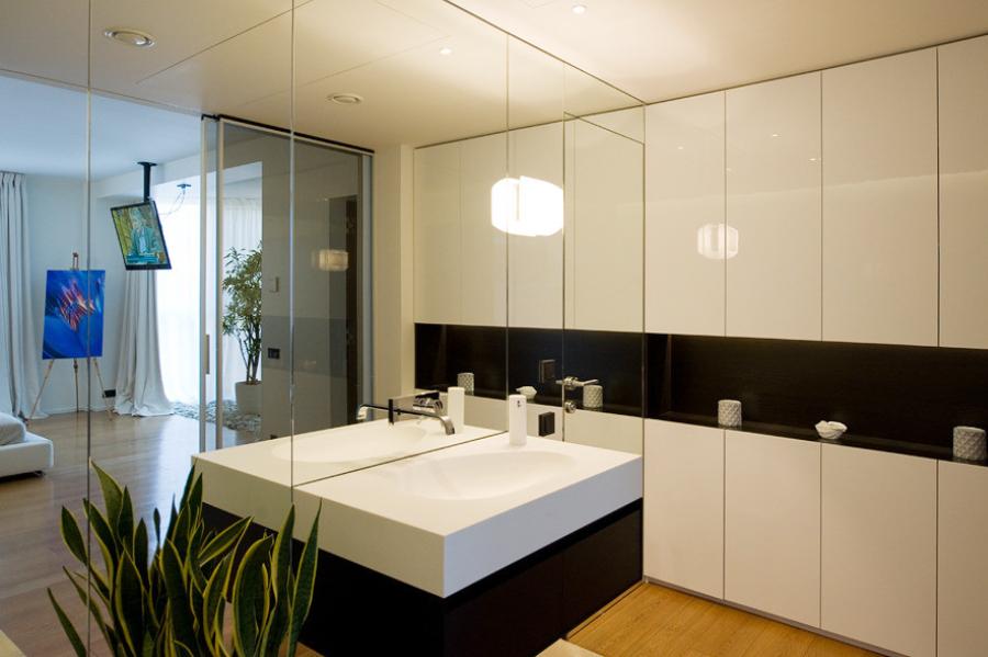 Московские апартаменты от дизайнера