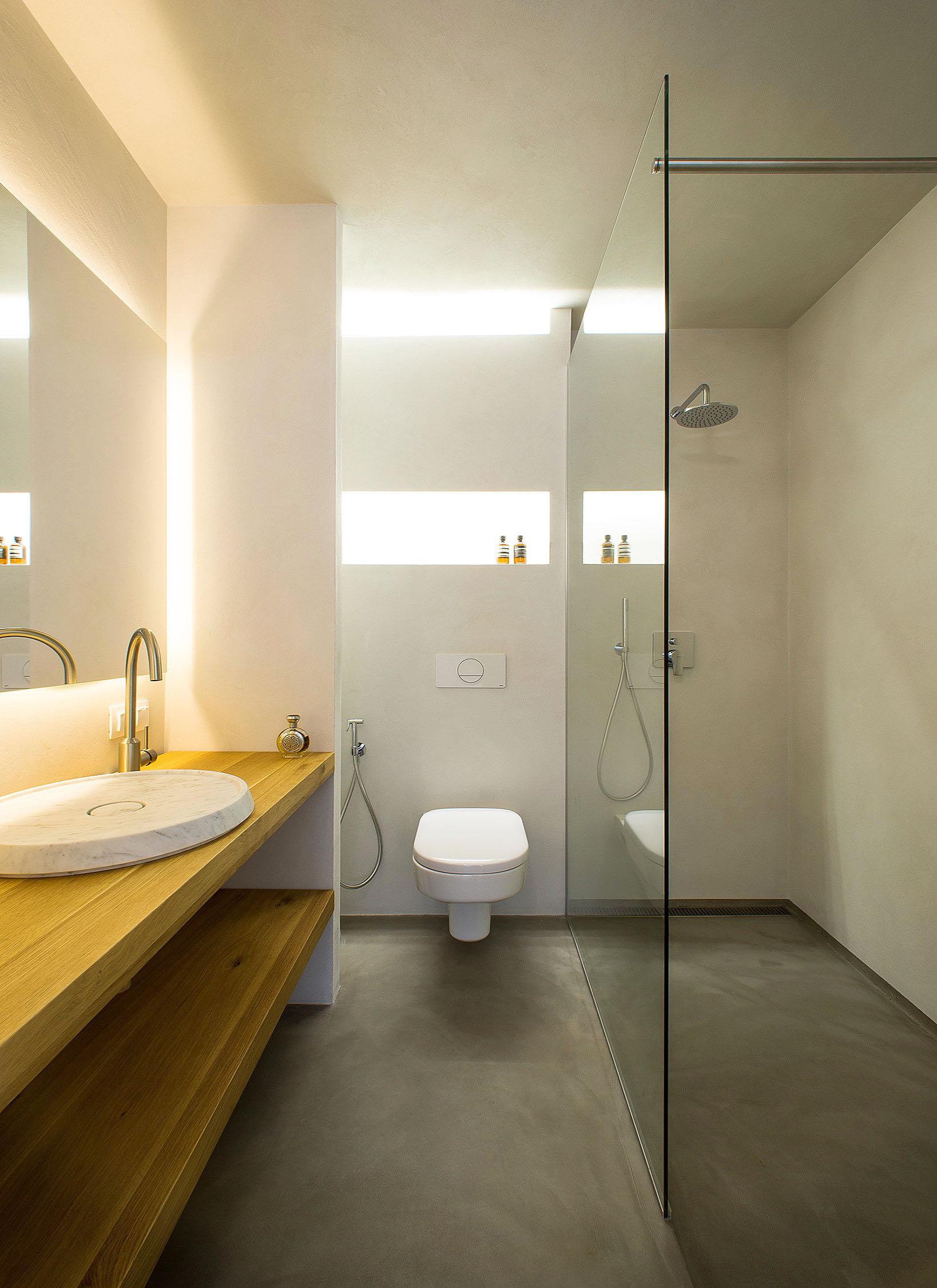 Современный интерьер квартиры в Болгарии