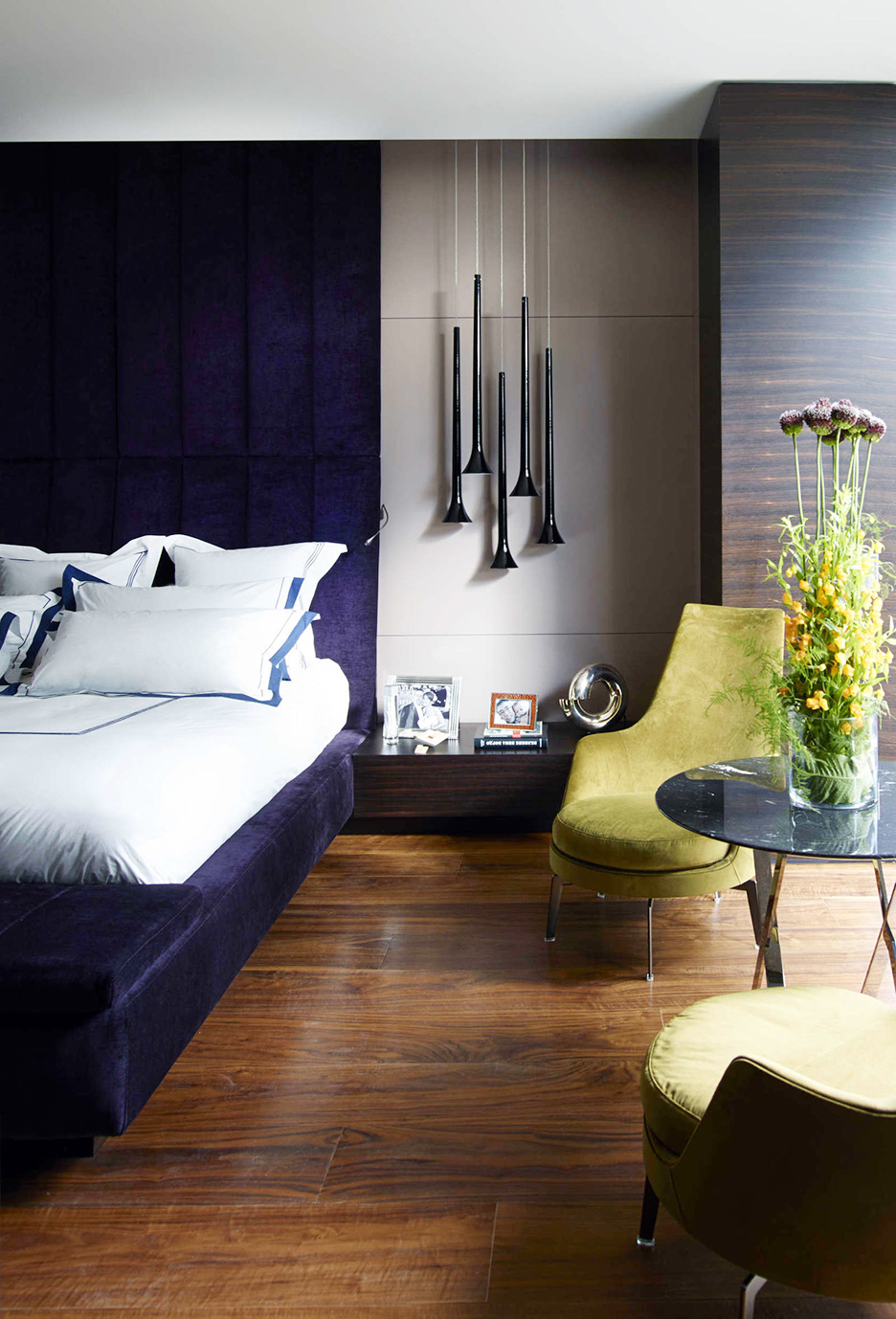 Интерьер роскошных апартаментов в Москве
