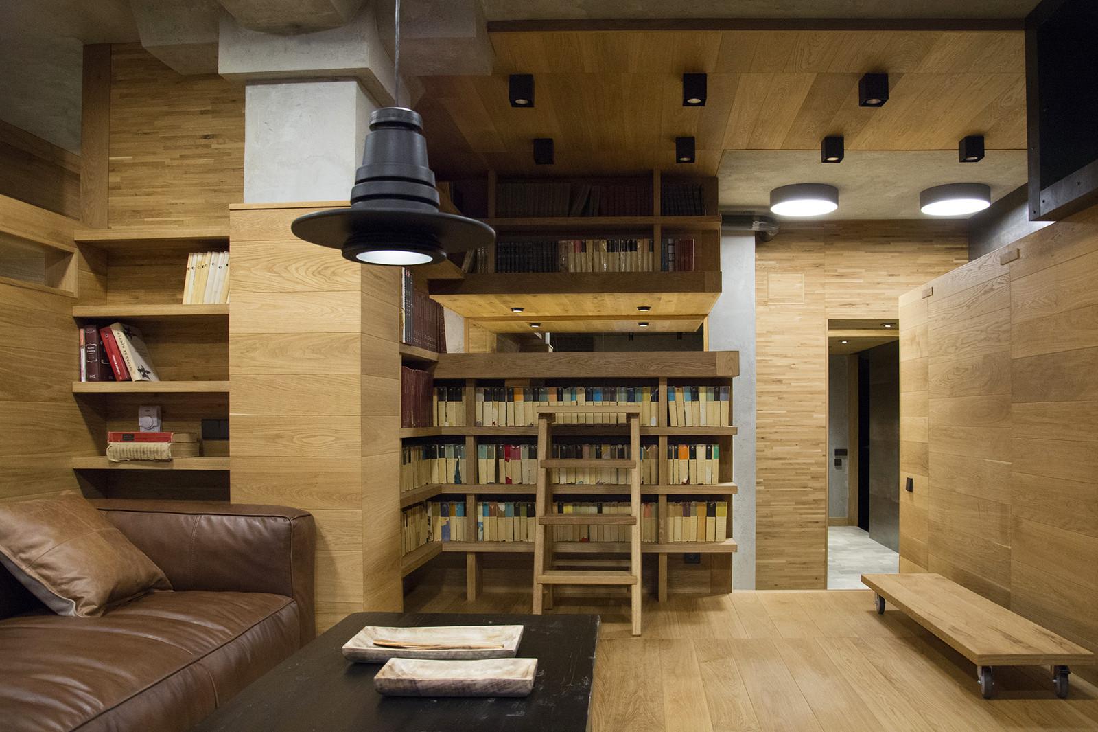 интерьер квартиры в Москве