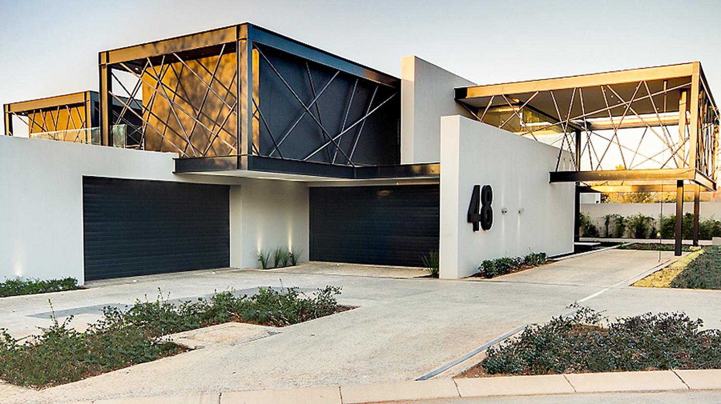 Дизайн проект резиденции HOUSE BER
