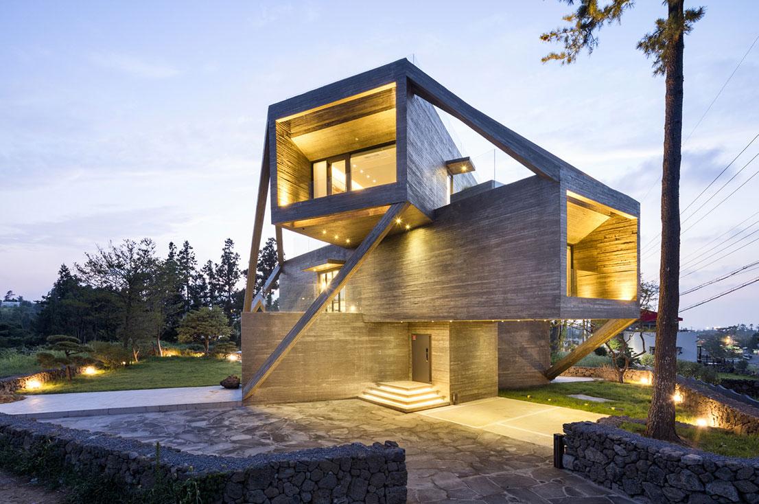 Дом Simple House 10