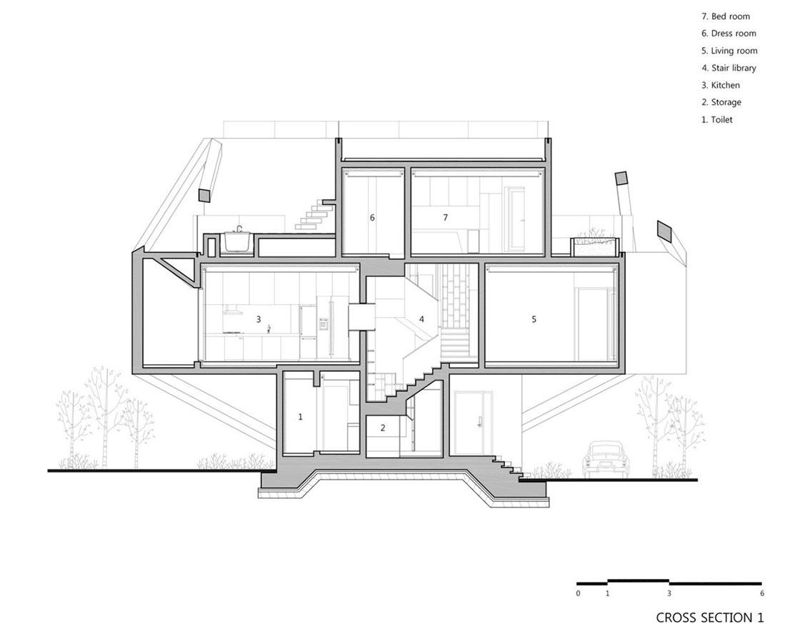 Дом Simple House 36