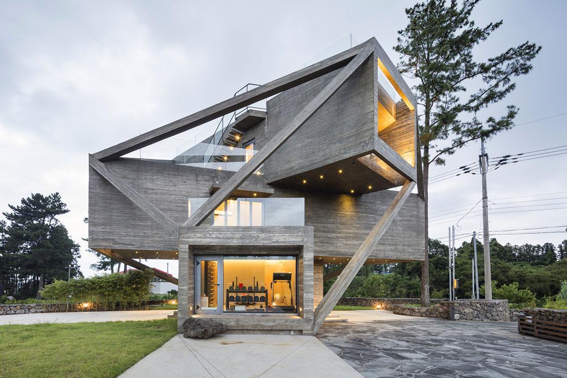 Дом Simple House 9