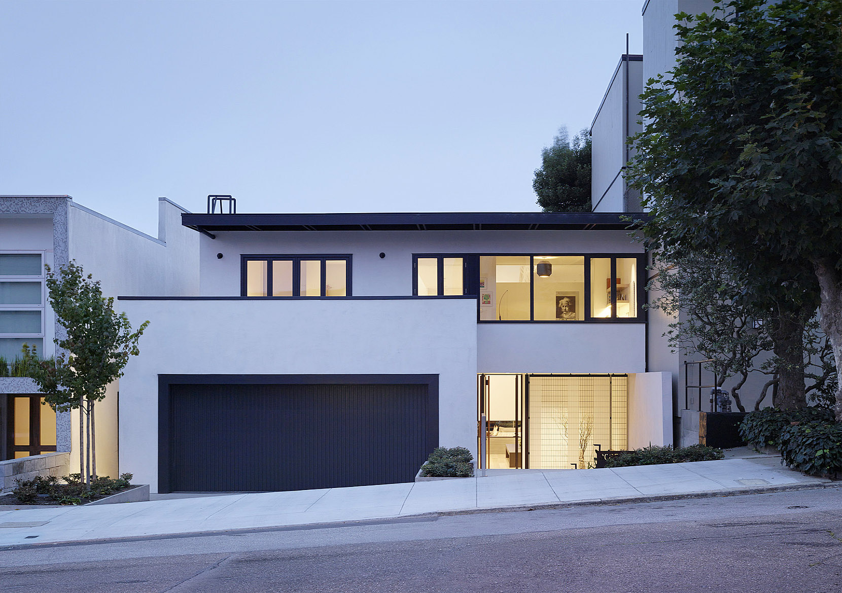 Роскошный дом в Сан-Франциско