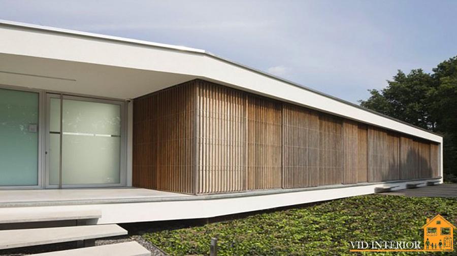 минимализма в архитектуре