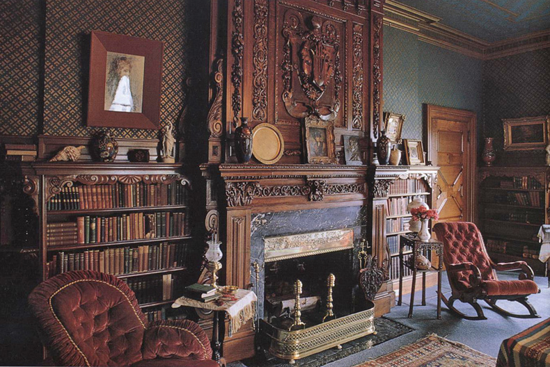 английский кабинет