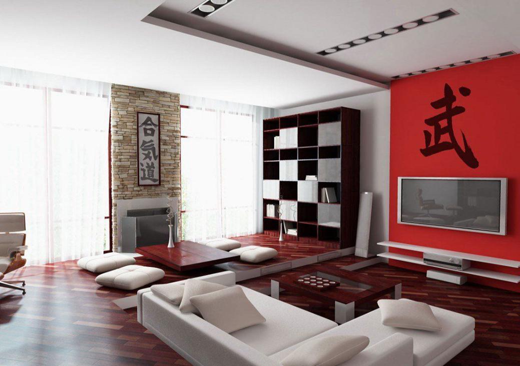 китайском стиль интерьера
