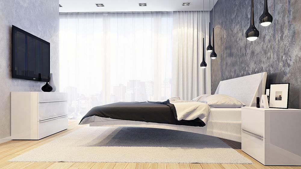 дизайна комнаты в минимализме