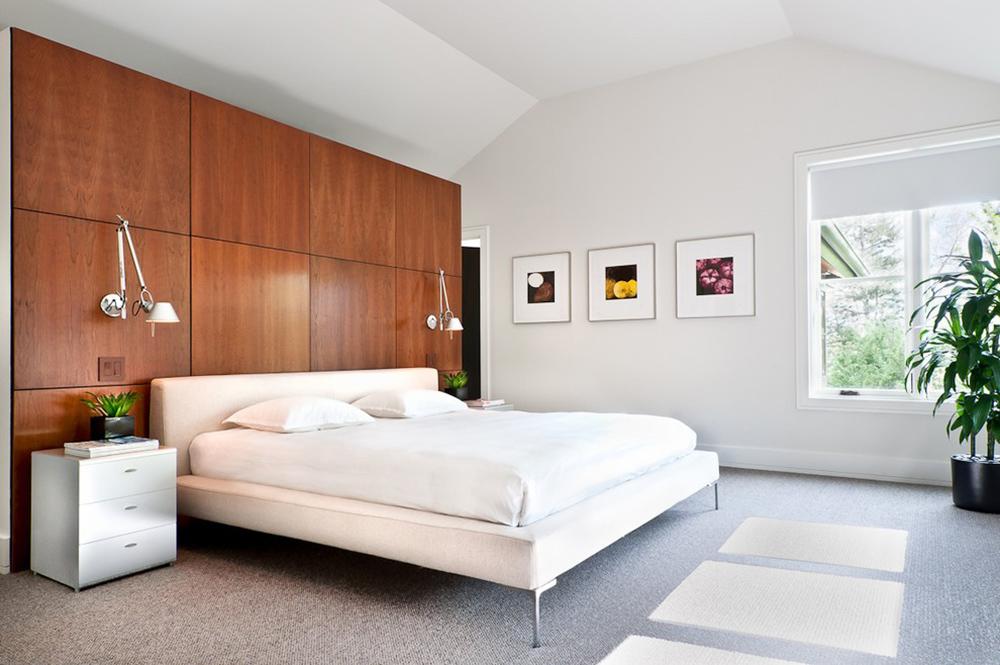 спальная комната в минимализме