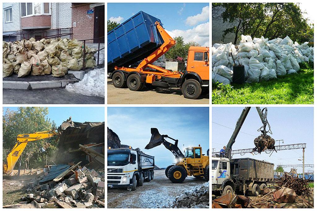 Частный вывоз мусора в Ростове-на-дону