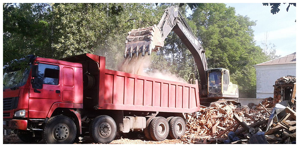 Частный вывоз мусора в Ростове