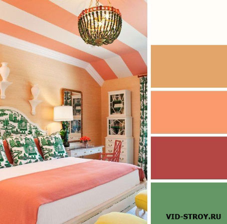 цветовая гамма 10